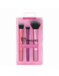 Real Techniques Technique Essentials 2.0 Makeup Brush Set
