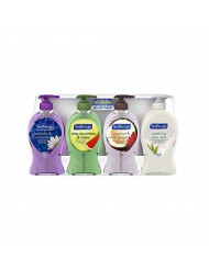SoftSoap Liquid Moisturizing Hand Soap, Variety Pack, 11.25 Ounces each (Pack of 4)