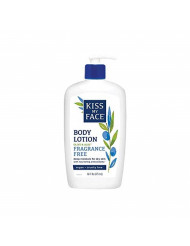 Kiss My Face Olive Oil & Aloe Body Lotion, 16 oz