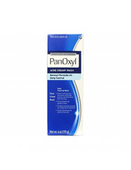 PanOxyl Creamy Acne Wash, 6 oz (3 Pack)