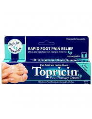 Topricin Foot Pain Relief Cream (2 oz)