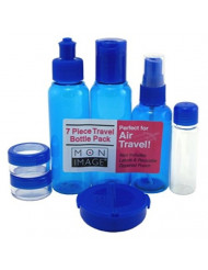 Mon Image Air Travel 7-Piece Assorted Pack (3 Pack)