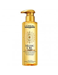L'Oreal Professional Mythic Oil Nourishing Shampoo 8.5 oz (Pack of 2)