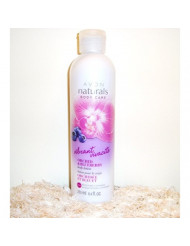 Avon Naturals Vibrant Orchid & Blueberry Body Lotion
