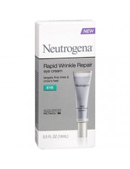Neutrogena Rapid Wrinkle Repair Eye Cream 0.50 oz (Pack of 3)