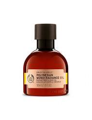 The Body Shop Spa of the World Polynesian Monoi Radiance Oil, for Body and Hair, 5.7 fl. oz.