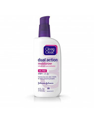 Clean & Clear Essentials Dual Action Moisturizer, 4 oz.