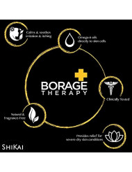 Shikai Borage Therapy Moisturizing Conditioner, 8 Oz