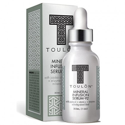 Skin Firming Serum For Face, Neck & Decollete with All Natural Anti-Aging Minerals & Antioxidants like Vitamin E. Reduce Wrinkles & Tighten & Firm Skin. No Risk/Free Gift. Great Gift