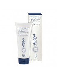 Mineral Fusion Overnight Renewal Nighttime Recovery Face Cream, 3.4 oz (Packaging May Vary)