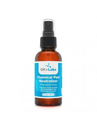 QRxLabs Chemical Peel Neutralizer - post-peel PH balancing with chamomile and green tea extracts 2 fl oz / 60 ml