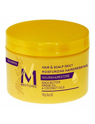 Motions Nourish and Restore Hair and Scalp Daily Moisturizing Hairdressing, 6 Ounce