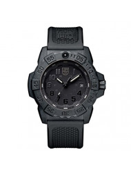 Luminox Navy Seal Quartz Movement Black Dial Men's Watch XS.3501.BO
