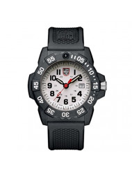 Luminox Navy Seal Quartz Movement White Dial Men's Watch XS.3507