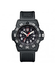Luminox Navy Seal Quartz Movement Black Dial Men's Watch XS.3501