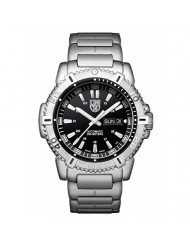 Luminox Modern Mariner 6500 Black Dial Stainless Steel Men's Watch XS.6502.NV
