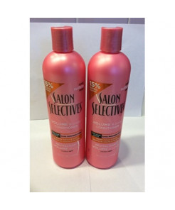 2pck - Salon Selectives Volume & Body Conditioner 16.1 fl. oz.