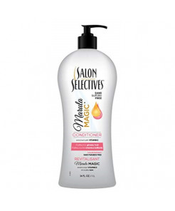 Salon Selectives Conditioner Advanced Marula Magic 34 Fluid Ounce