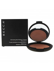 Becca Shimmering Skin Perfector Pressed Highlighter, Rose Gold, 0.28 Ounce