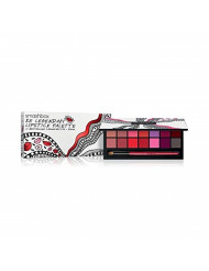 Smashbox Be Legendary Lipstick Palette (14 best selling creams/mattes + brush)