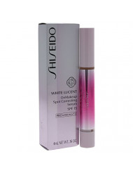 Shiseido White lucent onmakeup spot correcting serum spf 15 - natural light by shiseido for women - 0.16 oz s, 0.16 Ounce