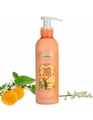 Premium JOIE French Vintage Body Lotion with Shea Butter and Argan Oil - Orange Blossom, Lily of the Valley, Rose Un Air d'Antan Exclusive Perfume - Moisturizing, Paraben-Free Formula - 6.8oz.