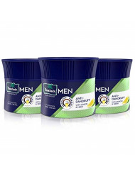 Parachute Advansed Men Hair Cream,Anti-Dandruff 100 gm (Pack of 3)