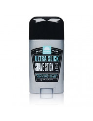 Pacific Shaving Company Ultra Slick Shave Stick - Easy Apply, No Mess, Smooth Shaves & Soft Skin, Fragrance-Free, TSA Friendly, All Skin Types, With Safe and Natural Ingredients, 75 gm