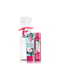 Bath & Body Works HELLO BEAUTIFUL Mr. Sparkle Pants Gift Set - Body mist and Body Cream Full Size