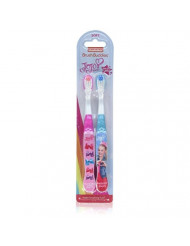 JoJo Siwa 2pk Manual Toothbrush