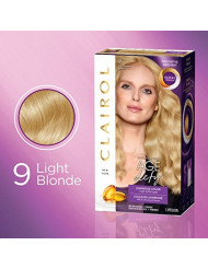 Clairol Age Defy Hair Coloring Tools, 9 Light Blonde