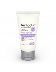 AmLactin Ultra Smoothing Intensely Hydrating Cream, 1 Ounce Travel Size Tube