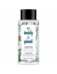 Love Beauty and Planet Coconut Water & Mimosa Flower Volumizing Conditioner 13.5 oz