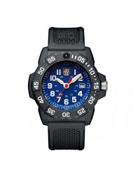 Luminox Wrist Watch Navy Seal 3503.L Watch with Black PU Strap Mens Watch