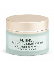Retinol Anti Wrinkle Night Cream with Minerals