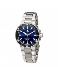 Oris Aquis Automatic Blue Dial Mens Watch 01 733 7730 4135-07 8 24 05PEB