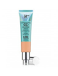 Your Skin But Better CC Cream Oil-Free Matte with SPF 40 - Neutral Tan