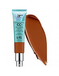 Your Skin But Better CC Cream Oil-Free Matte with SPF 40 - Rich Honey