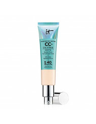 Your Skin But Better CC Cream Oil-Free Matte with SPF 40 - Light