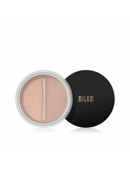 Milani Make It Last Setting Powder - Radiant (0.12 Ounce) Cruelty-Free Mattifying Face Powder that Sets Makeup for Long-Lasting Wear