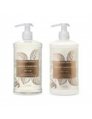 Williams Sonoma Hand Soap & Hand Lotion Duo (Spiced Chestnut)