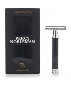 Safety Razor by Percy Nobleman. No Blades Included