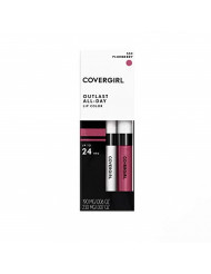Covergirl Outlast All-day Moisturizing Lip Color, Plum Berry, 1 Set, 2 Count