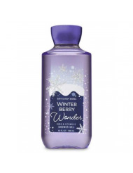 Bath & Body Works Winter Berry Wonder Shower Gel, 10 Ounce