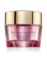 Estee Lauder Resilience Multi-Effect Tri-Peptide Face and Neck Creme SPF 15 For Dry Skin, 1.7 oz / 50ml