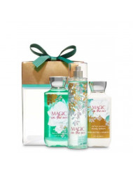 Bath & Body Works Magic in the Air Box Gift Set | Shower Gel, Body Lotion & Fragrance Mist