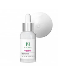[AMPLE:N] Ceramide Shot Ampoule 1.01 fl. oz. (30ml) - Dermatologist Tested Moisturizing Ampoule with Ceramide, Strengthen Skin Barrier, Makes Skin Moist and Healthy for Sensitive & Rough Skin