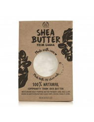 The Body Shop 100% Natural Shea Butter, 5 Fl Oz (Vegan)