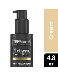 TRESemme Between Washes Anti-Frizz Cream Smooth Renew, 4.8 Ounce