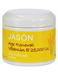 Vitamin E Age Renewal Moisturizing Creme 25000 Iu 4 Ounce (113 Grams) Cream